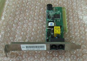 CenDyne-Smartlink-56K-V-92-SL2801-Data-Fax-Modem-PCI-Karte-Modul