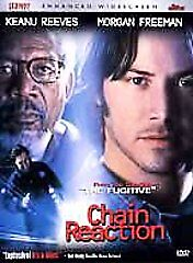 Chain Reaction (DVD, 2001)