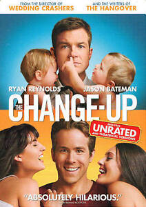 The Change-Up (DVD, 2011, Rated/Unrated)
