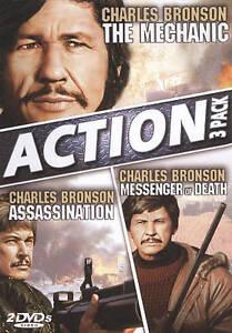 Charles Bronson: The Mechanic/Assassinat...