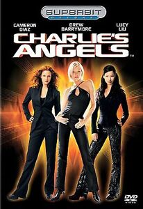 Charlie's Angels (DVD, 2003, 2-Disc Set,...