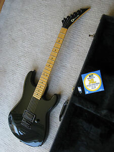 charvel model 1 guitar classic 80 39 s super strat from charvel jackson ebay. Black Bedroom Furniture Sets. Home Design Ideas