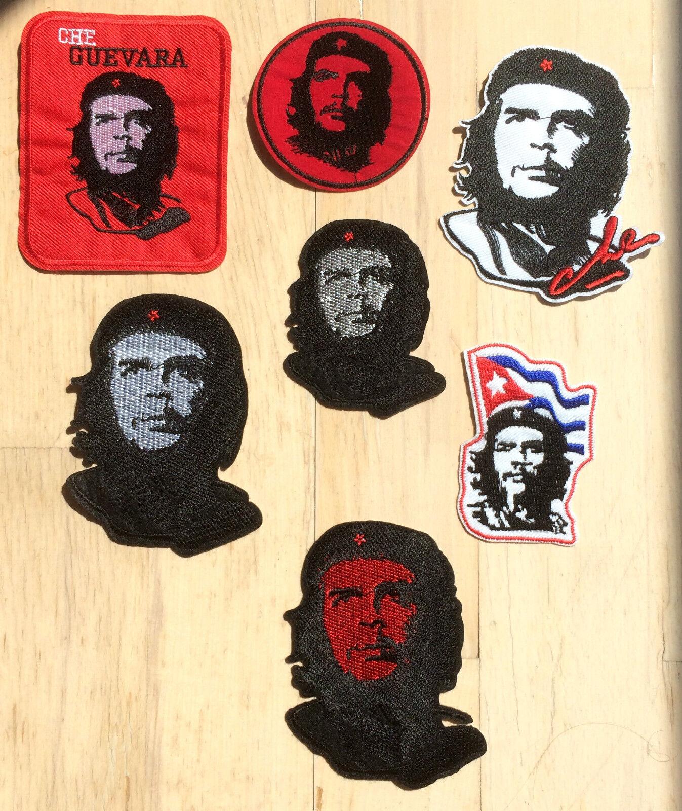 patch Punk Antifa Oi Hasta La Victoria Siempre Revolution Che Guevara Aufnäher