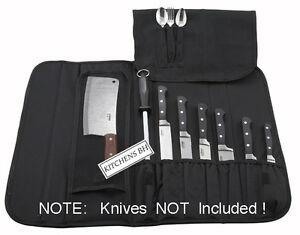 chef 39 s knife bag ebay. Black Bedroom Furniture Sets. Home Design Ideas
