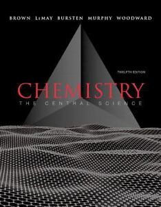Chemistry : The Central Science by Bruce...