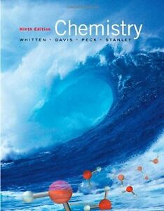 Chemistry by Kenneth W. Whitten, Larry P...