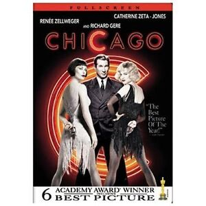 Chicago (DVD, 2003, Full Frame)
