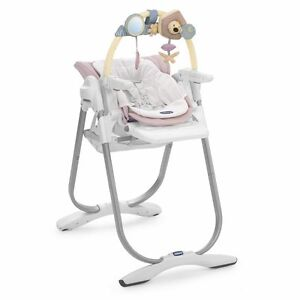 Chicco Polly Magic High Chair Details about Chicco Polly Magic Highchair BNIB Pink Delicacy Suitable ...