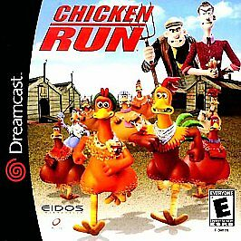 Chicken Run (Sega Dreamcast, 2000)