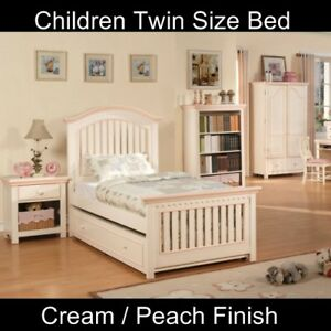 Children Bedroom Sets On Children Bedroom Furniture White Twin Bed Set