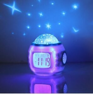 Children room sky star night light projector lamp bedroom for Kids room night light