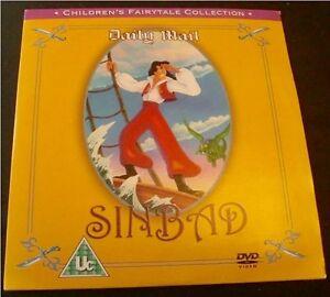 Children's Fairytale Collection SINBAD, GB DVD, Daily Mail - Brühl, Deutschland - Children's Fairytale Collection SINBAD, GB DVD, Daily Mail - Brühl, Deutschland