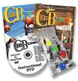ChordBuddy World's Best Guitar Learning System Chord Buddy w/ Instructional DVD in Musical Instruments & Gear, Instruction Books, CDs & Video, Guitar | eBay