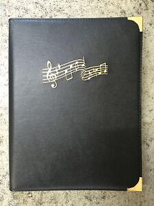Chormappe-SYNPHONIE-Notenmappe-Marschmusikmappe-Ringmappe