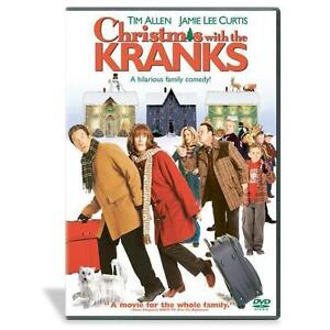 Christmas with the Kranks (DVD, 2005)