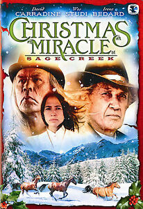 Christmas Miracle at Sage Creek (DVD, 20...