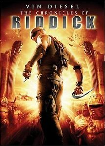 Chronicles of Riddick (DVD, 2004, Widesc...
