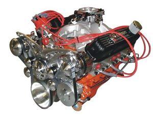 Chrysler Mopar 440 Stroker Efi Complete Crate Engine Ebay