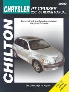 Chrysler PT Cruiser, 2001-2003 : Chilton...