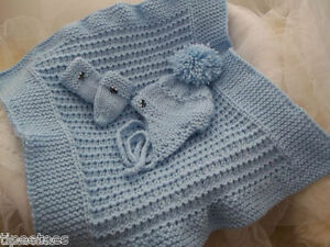 Details about Chunky Knitting Pattern #43 To Knit Baby or Reborn Pram