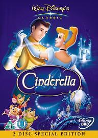 Cinderella (DVD, 2005, 2-Disc Set)
