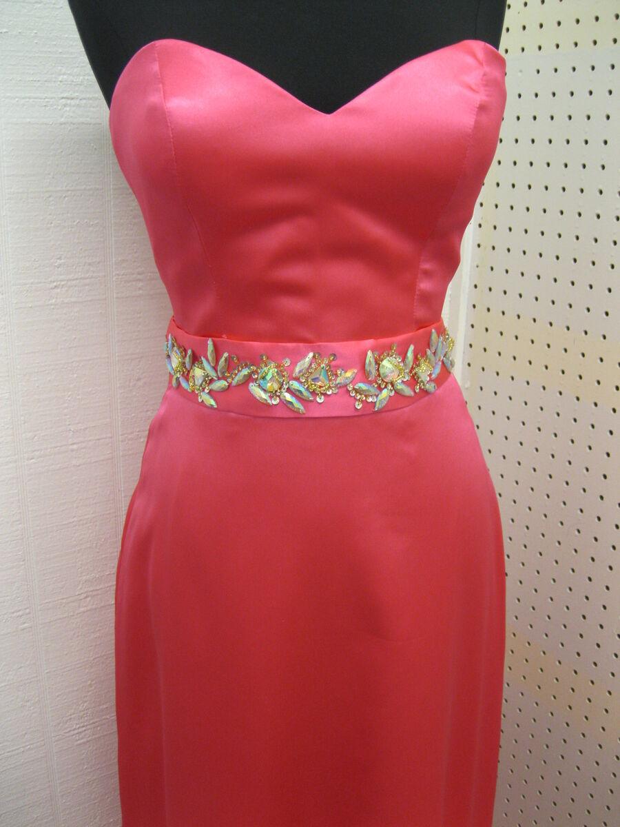 Cire Landa PE261 Formal Gown Prom Dress Sz 6