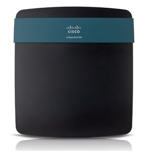 Cisco-Linksys-SMART-Wi-Fi-Router-EA2700-Refurbished-Wireless-N-Dual-Band-N600-Gi