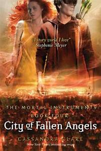 City of Fallen Angels by Cassandra Clare...