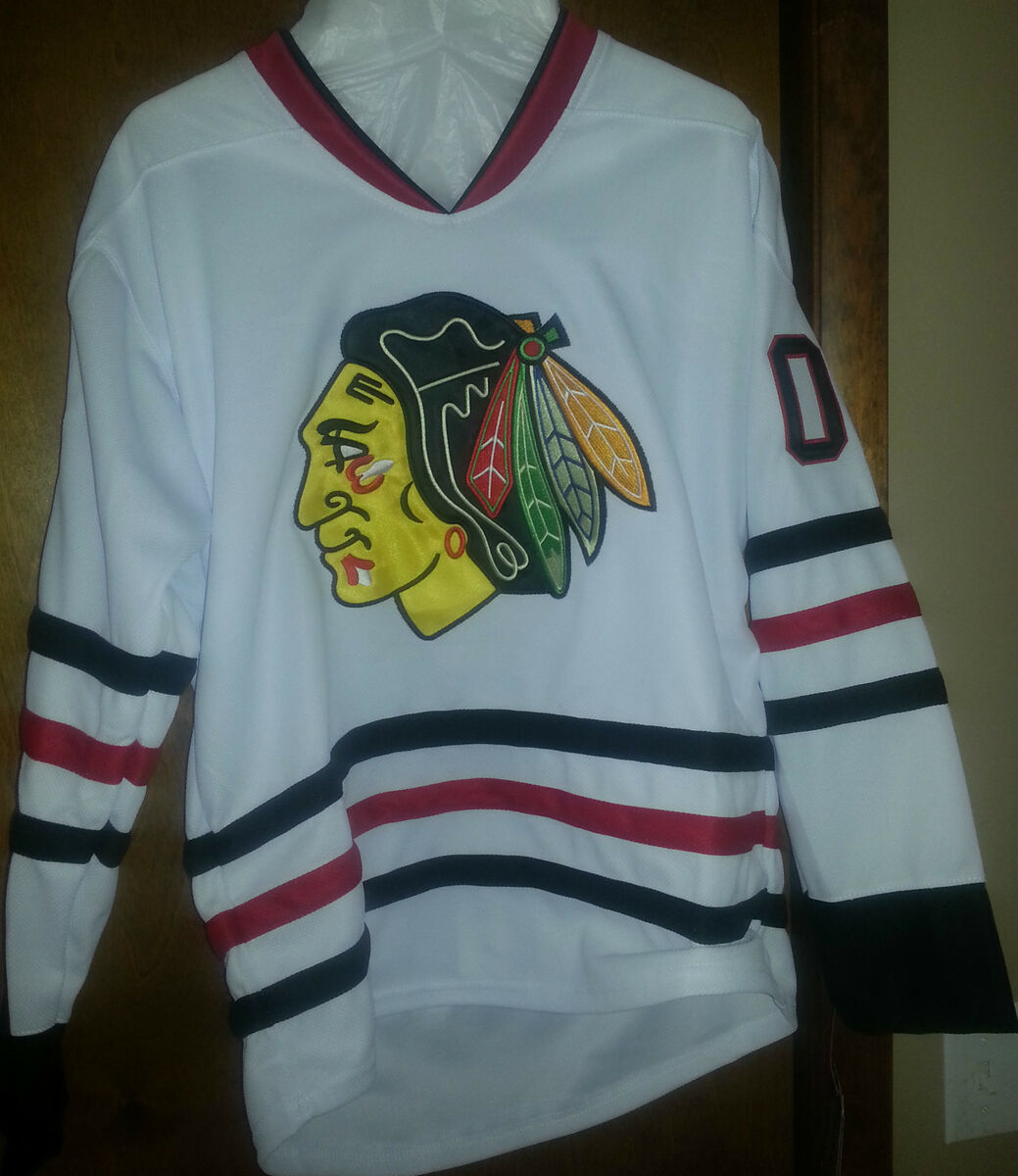ff99ac39e Clark Griswold Christmas Vacation Chicago Blackhawks Jersey Fastest ...