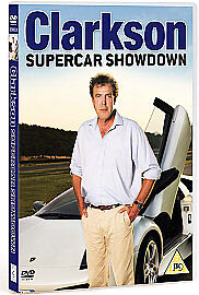 Clarkson - Supercar Showdown (DVD, 2007)