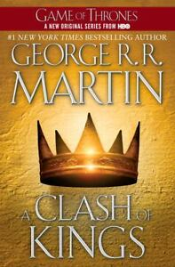 A Clash of Kings Bk. 2 by George R. R. M...