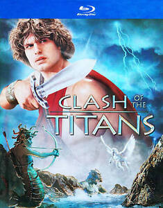 Clash of the Titans (Blu-ray Disc, 2010,...
