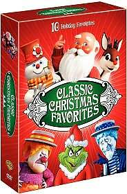 Classic Christmas Favorites (DVD, 2008, ...