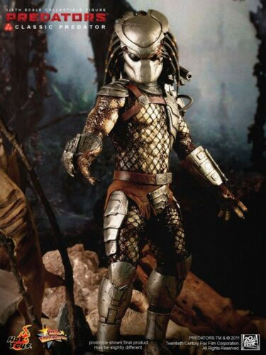 Classic Predator Hot Toys MMS162 1/6th Scale Action Figure in Toys & Hobbies, Action Figures, TV, Movie & Video Games | eBay