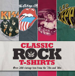 Classic Rock T-shirts: Over 200 Vintage ...