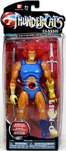 Classic Thundercats on Classic Thundercats Lion O 8 Inch Action Figure Bandai 8  New Liono