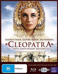 Cleopatra (Blu-ray, 2012, 2-Disc Set) in DVDs & Movies, DVDs & Blu-ray Discs | eBay