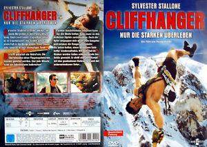 Cliffhanger-Nur-die-Starken-ueberleben-Actionthriller-mit-Sylvester-Stallone-DVD