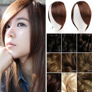 Hair Extensions For Long Bangs 44