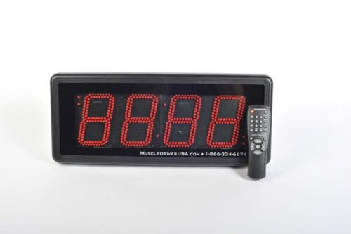 Clock Gone Bad Interval Timer Crossfit - Free Shipping in Sporting Goods, Exercise & Fitness, Gym, Workout & Yoga | eBay