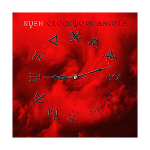 Clockwork Angels [Digipak] by Rush (CD, ...