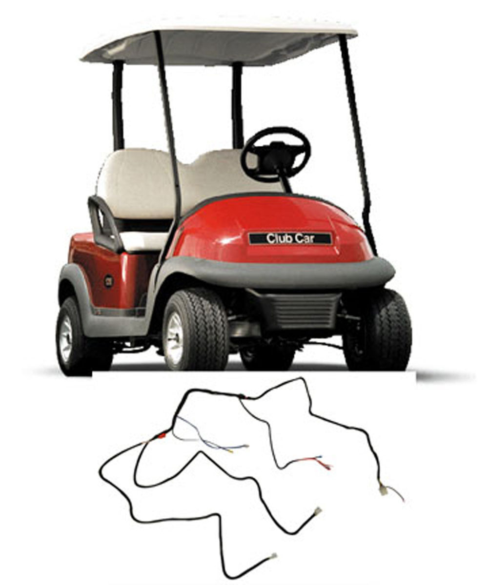 Club Car Precedent Golf Cart Taillight Light Kit Bucket