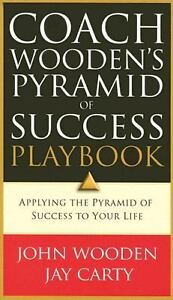 Coach Wooden's Pyramid of Success Playbo...