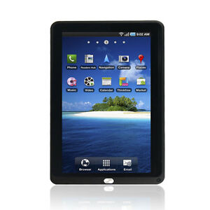 "Cobalt 10"" Android 4 0 Tablet w Capacitive Touch Screen 4GB Expandable"