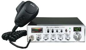 Cobra 29LTD Classic 40-Channel CB Radio NEW! in Consumer Electronics, Radio Communication, CB Radios | eBay