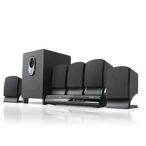 Coby DVD-765 5.1 Channel Home Theater Sy...