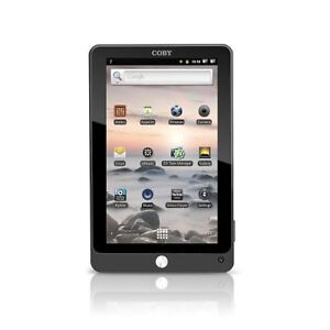 Coby MID1126 4GB, Wi-Fi, 10in - Black