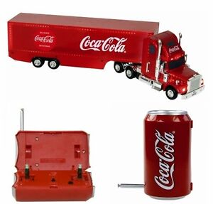 Coca-Cola-LKW-Truck-54cm-mit-Fernsteuerung-Dose
