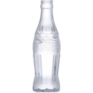 Coca Cola crystal bottle | eBay