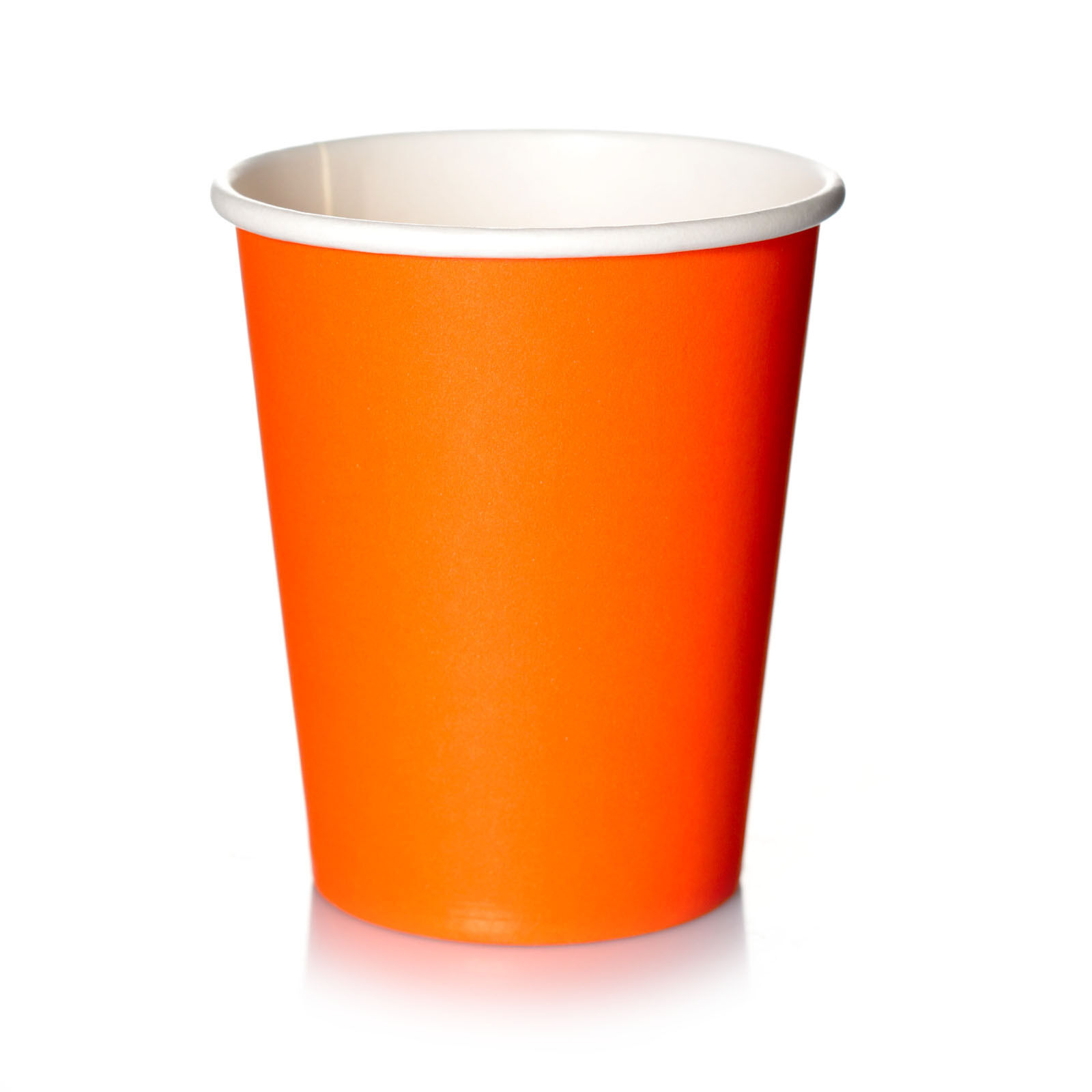 100 600 kaffeebecher coffee to go becher 0 2l 0 4l pappbecher orange ebay. Black Bedroom Furniture Sets. Home Design Ideas